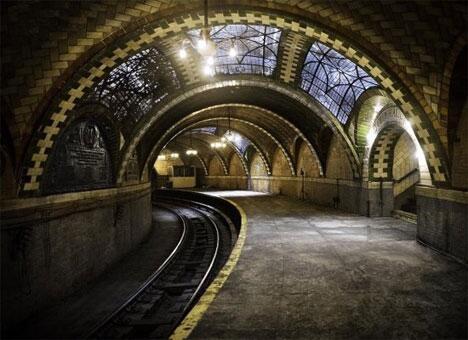 Estacion City Hall metroNY