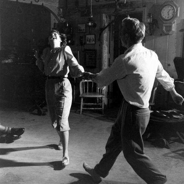 Dancing Peter Stackpole 1947
